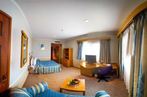 Курортный отель Crescent Beach - фото 13