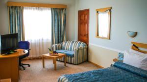 Курортный отель Crescent Beach - фото 12