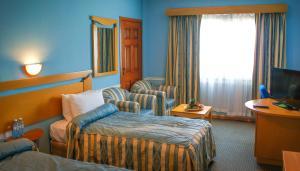 Курортный отель Crescent Beach - фото 15