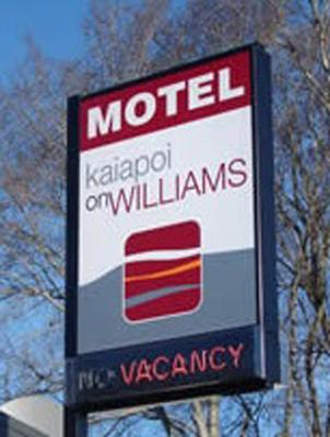Kaiapoi on Williams Motel