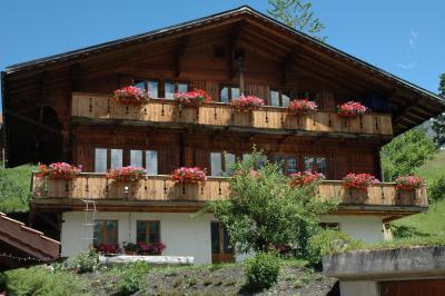 Ferienwohnung Uf dr Liwwi Grindelwald