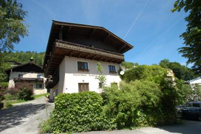 Apartment house near the lake Zell am See