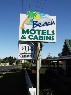 Beach Motel and Cabins