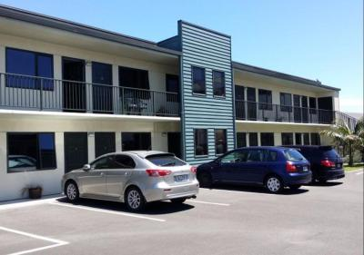 Abode On Courtenay Motor Inn