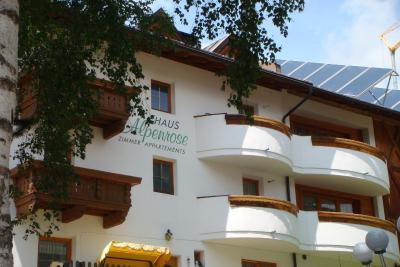 Pension Alpenrose Serfaus