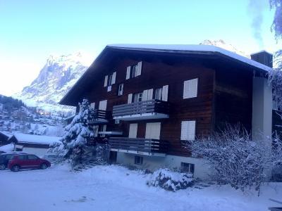 Chalet Am Taellenbach Grindelwald