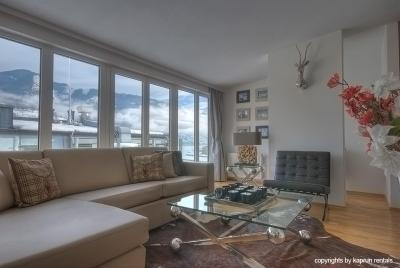 Penthouse Zell am See by Kaprun Rentals Zell am See
