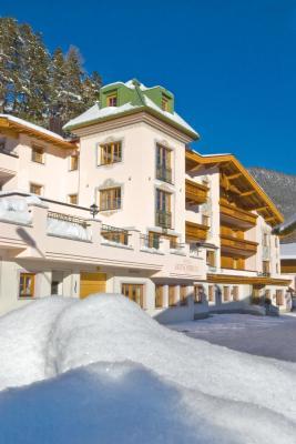 Hotel Gletscherblick St. Anton am Arlberg