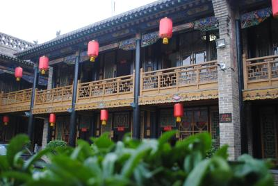 Pingyao Hong Jin Tai Fork Inn Part B