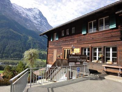 Lehmann's Herberge Hostel Grindelwald