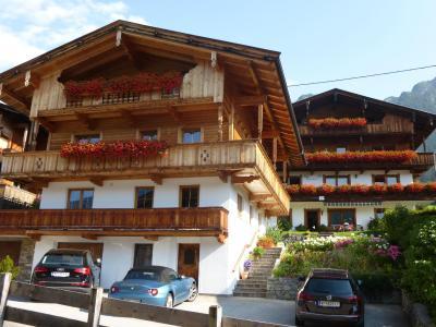 Haus Gmahblick Alpbach