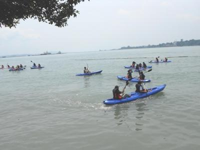 Celestial Ubin Beach Resort
