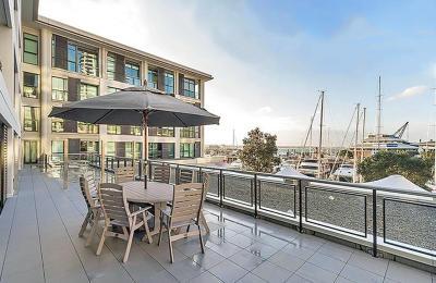 Auckland Harbour Central Apartments