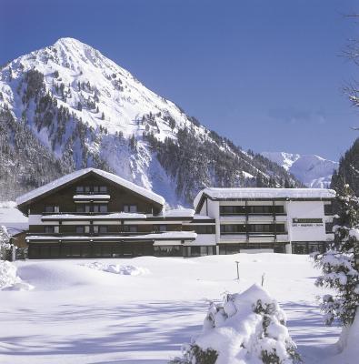 Hotel Edelweiss Au/Schoppernau