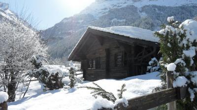 Chalet Im Sand - GriwaRent AG Grindelwald