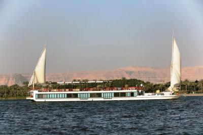 Moevenpick Sb Feddya Dahabeya Nile Cruise Luxor 07 Nights Each Monday
