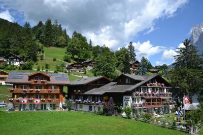 Hotel Caprice - Grindelwald Grindelwald
