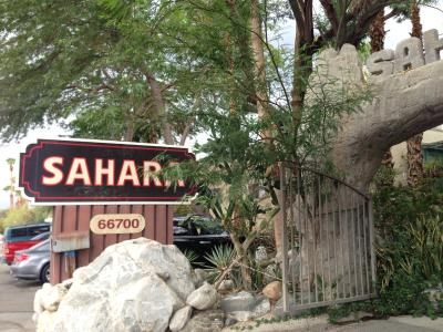 Sahara Mineral Hot Springs Spa & Resort
