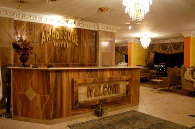 Arabesque Hostel