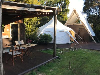 Birdsnest Glamping the Nest