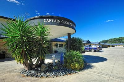 Captain Cook Motor Lodge