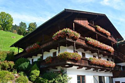 Appartements Zellner Alpbach