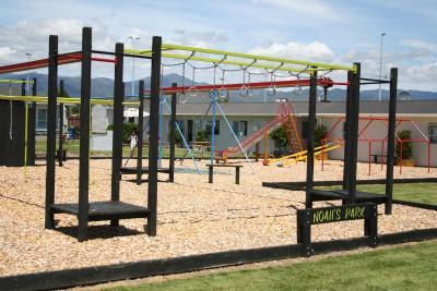 Levin Kiwi Holiday Park