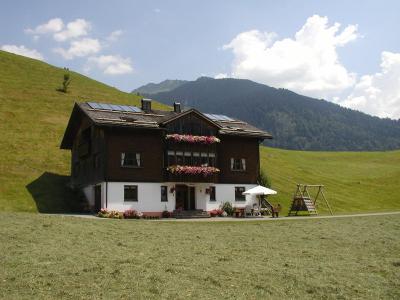 Appartments Haus Monika Au/Schoppernau