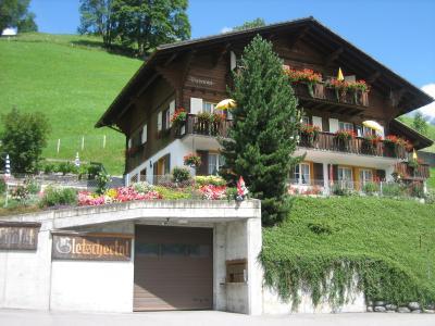 Chalet Gletschertal Grindelwald