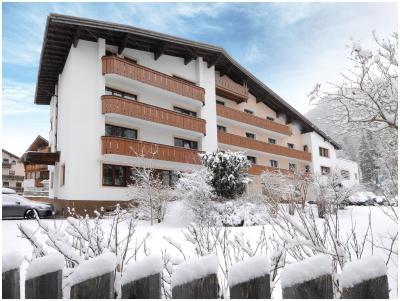 Hotel Garni Mössmer St. Anton am Arlberg