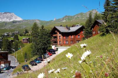 Hotel Garni Sonnenhalde Arosa