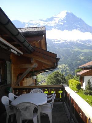 Chalet uf em Stutz 1 Grindelwald