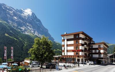 Hotel Spinne Grindelwald Grindelwald