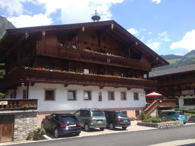 Pension Edelweiss Alpbach