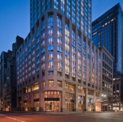 Langham Place, Fifth Avenue Suites