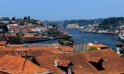 Oporto River and Ribeira Views