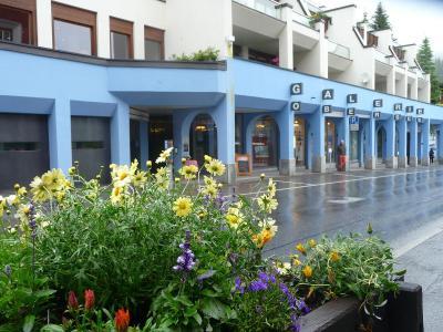 Galerie Obersee Apartment Arosa