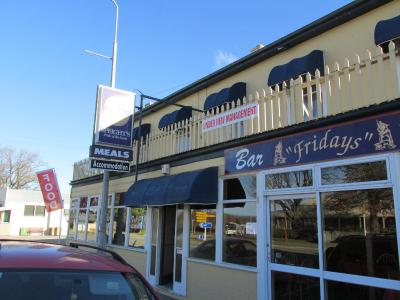 Fairlie Top Pub Accomodation