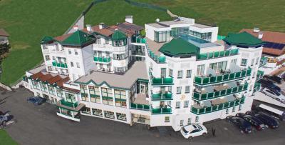 Hotel Jennys Schlössl Serfaus