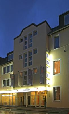 City Partner Hotel Amadeo