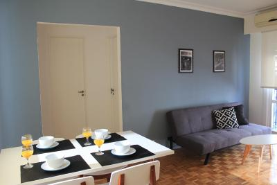 Beautiful 2 Bedrooms Apartment in Recoleta