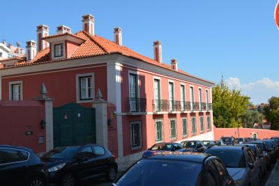 Apartment Patrocinio 63