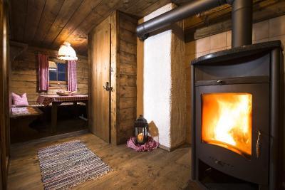 Hütte - Ferienhaus Bischoferhütte für 4-10 Personen Alpbach