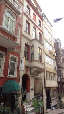 Istanbul Apart House