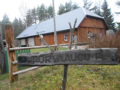 Tõrvaaugu Holiday Home