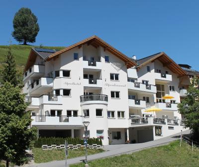 Aparthotel Alpendiamant Serfaus Serfaus