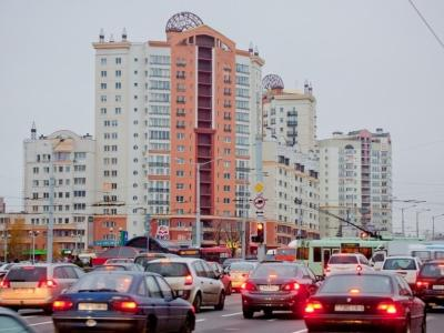 Flat in Minsk near subway