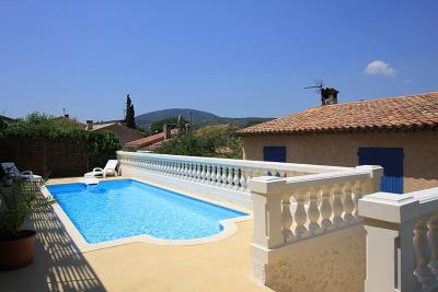 Villa in Saint Maxime II