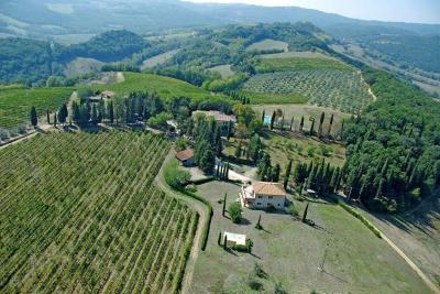 Holiday Apartment in San Gimignano VI