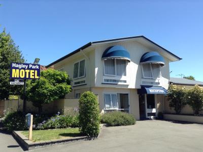 Hagley Park Motel